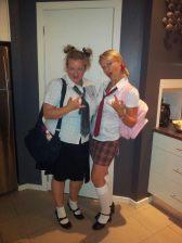 School Chicks