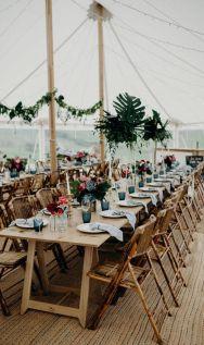 Margerison - table set up