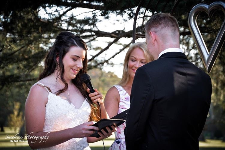 Doing vows