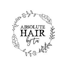 Absolute Hair by Tia Logo