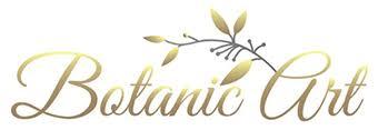 Botanic Art Logo